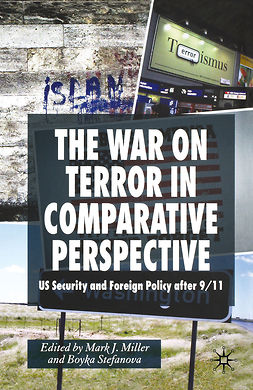 Miller, Mark J. - The War on Terror in Comparative Perspective, ebook