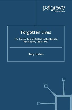 Turton, Katy - Forgotten Lives, ebook