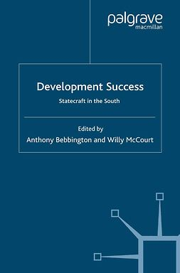 Bebbington, Anthony - Development Success, ebook
