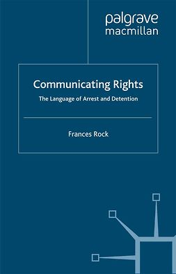 Rock, Frances - Communicating Rights, e-bok