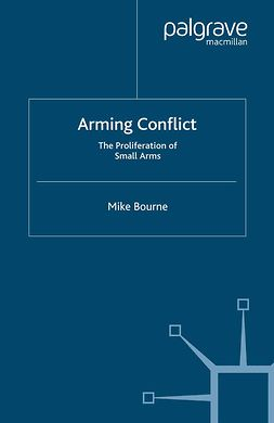 Bourne, Mike - Arming Conflict, ebook