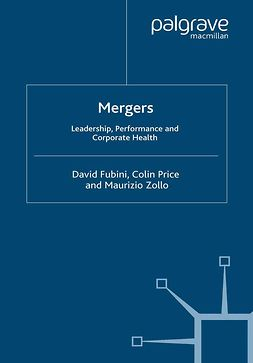 Fubini, David - Mergers, ebook