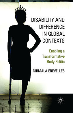 Erevelles, Nirmala - Disability and Difference in Global Contexts, ebook