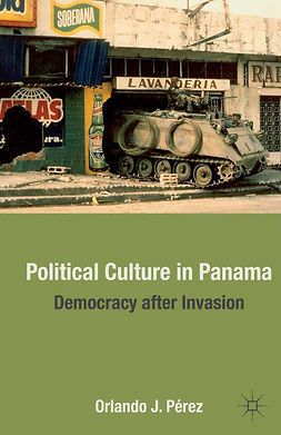 Pérez, Orlando J. - Political Culture in Panama, ebook