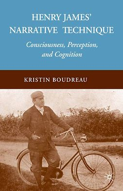 Boudreau, Kristin - Henry James' Narrative Technique, ebook