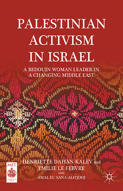 Dahan-Kalev, Henriette - Palestinian Activism in Israel, ebook