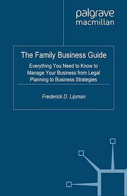Lipman, Frederick D - The Family Business Guide, ebook