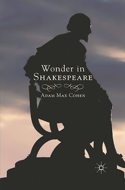Cohen, Adam Max - Wonder in Shakespeare, ebook