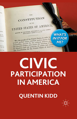 Kidd, Quentin - Civic Participation in America, e-kirja