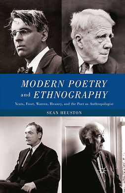 Heuston, Sean - Modern Poetry and Ethnography, ebook