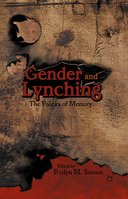 Simien, Evelyn M. - Gender and Lynching, ebook