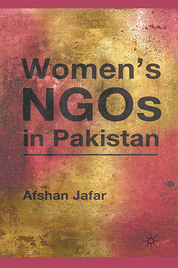 Jafar, Afshan - Women's NGOs in Pakistan, ebook