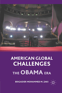 Zaki, Mohammed M. - American Global Challenges, ebook