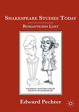 Pechter, Edward - Shakespeare Studies Today, ebook