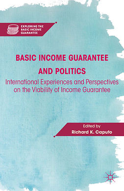 Caputo, Richard K. - Basic Income Guarantee and Politics, ebook