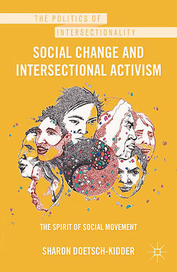 Doetsch-Kidder, Sharon - Social Change and Intersectional Activism, ebook