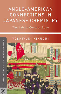 Kikuchi, Yoshiyuki - Anglo-American Connections in Japanese Chemistry, ebook