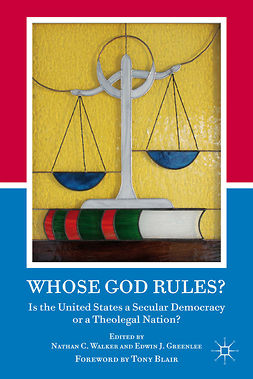 Greenlee, Edwin J. - Whose God Rules?, ebook