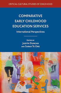 Duncan, Judith - Comparative Early Childhood Education Services, e-kirja