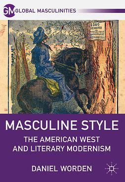 Worden, Daniel - Masculine Style, ebook
