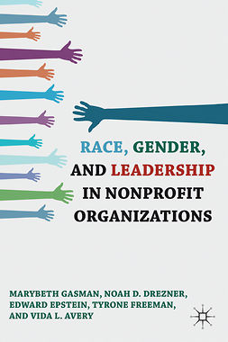 Avery, Vida L. - Race, Gender, and Leadership in Nonprofit Organizations, ebook