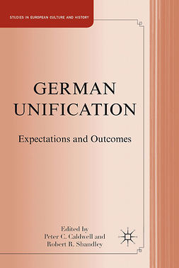 Caldwell, Peter C. - German Unification, ebook