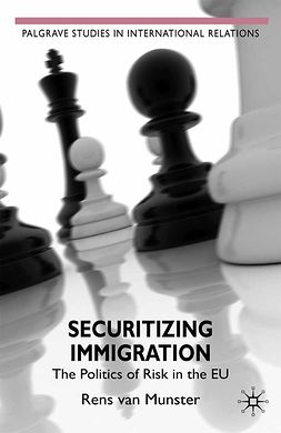 Munster, Rens - Securitizing Immigration, e-bok