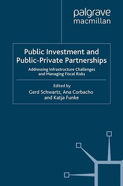 Corbacho, Ana - Public Investment and Public-Private Partnerships, e-bok