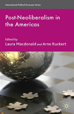 Macdonald, Laura - Post-Neoliberalism in the Americas, e-bok