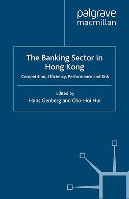 Genberg, Hans - The Banking Sector in Hong Kong, ebook
