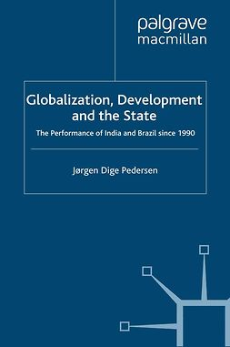 Pedersen, Jørgen Dige - Globalization, Development and the State, ebook