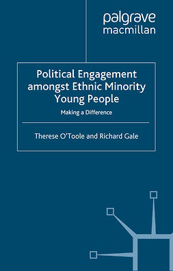Gale, Richard - Political Engagement Amongst Ethnic Minority Young People, ebook
