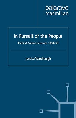 Wardhaugh, Jessica - In Pursuit of the People, ebook