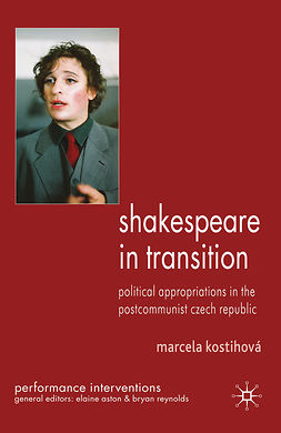 Kostihová, Marcela - Shakespeare in Transition, ebook