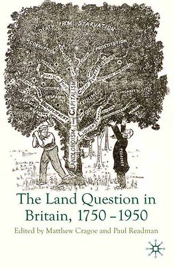 Cragoe, Matthew - The Land Question in Britain, 1750–1950, ebook