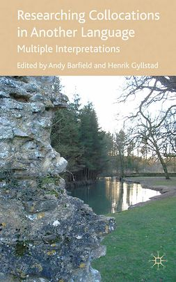 Barfield, Andy - Researching Collocations in Another Language, ebook