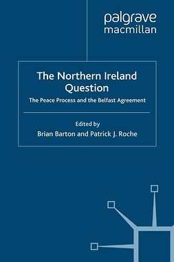 Barton, Brian - The Northern Ireland Question, ebook