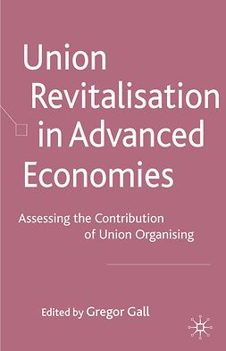 Gall, Gregor - Union Revitalisation in Advanced Economies, ebook