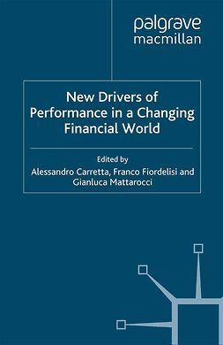 Carretta, Alessandro - New Drivers of Performance in a Changing Financial World, e-bok