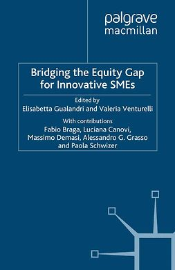 Gualandri, Elisabetta - Bridging the Equity Gap for Innovative SMEs, ebook
