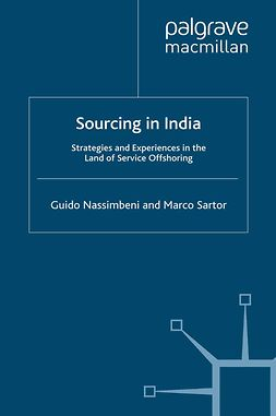 Nassimbeni, Guido - Sourcing in India, ebook
