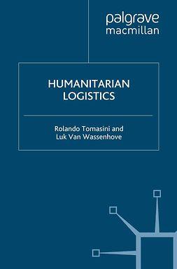 Tomasini, Rolando - Humanitarian Logistics, ebook