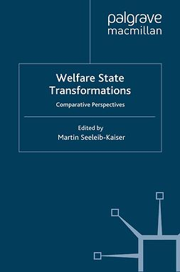 Seeleib-Kaiser, Martin - Welfare State Transformations, ebook