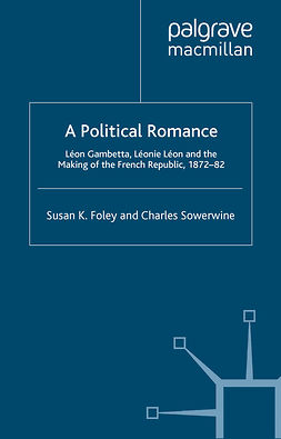 Foley, Susan K. - A Political Romance, ebook