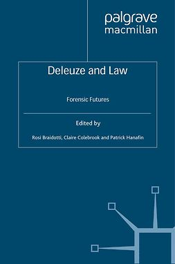 Braidotti, Rosi - Deleuze and Law, ebook