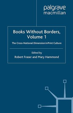 Fraser, Robert - Books Without Borders, Volume 1, ebook