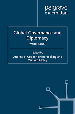 Cooper, Andrew F. - Global Governance and Diplomacy, e-kirja