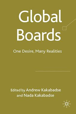 Kakabadse, Andrew - Global Boards, ebook