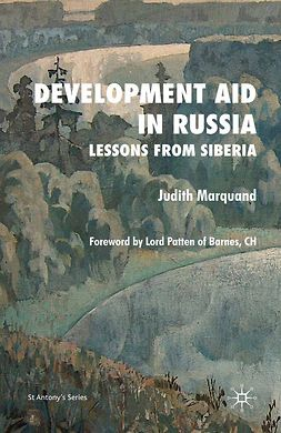 Marquand, Judith - Development Aid in Russia, ebook