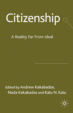 Kakabadse, Andrew - Citizenship, ebook